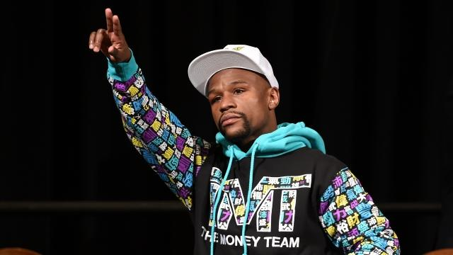 Floyd Mayweather: I'm Being Offered '9 Figures' to Come back