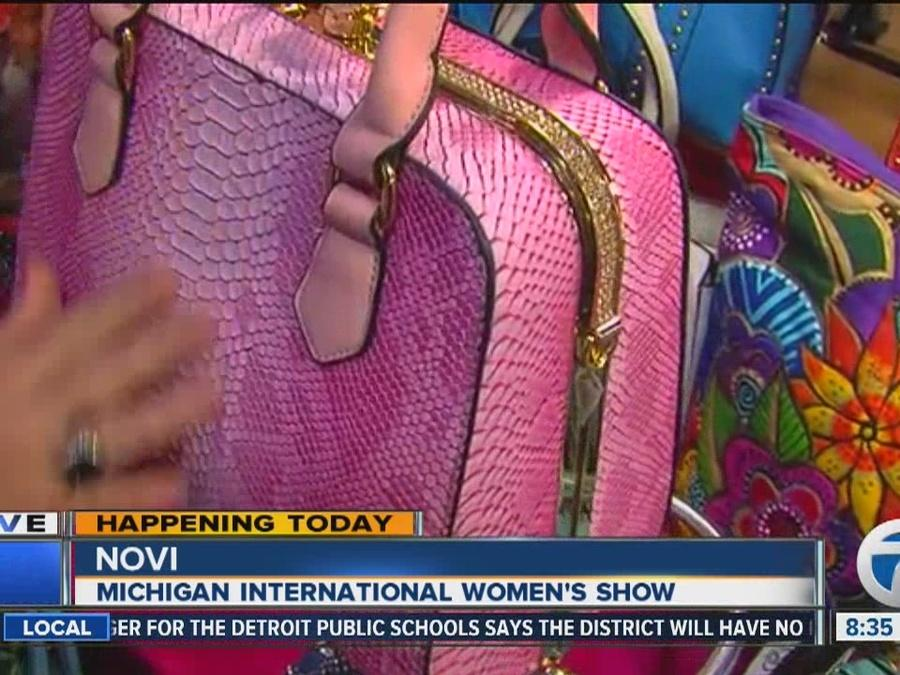 Unique Accessories at the Michigan International Women's Show