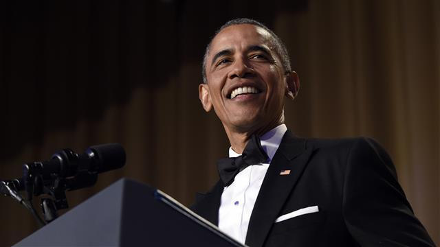 President Obama: Next Year Someone Else Will Be Standing Here