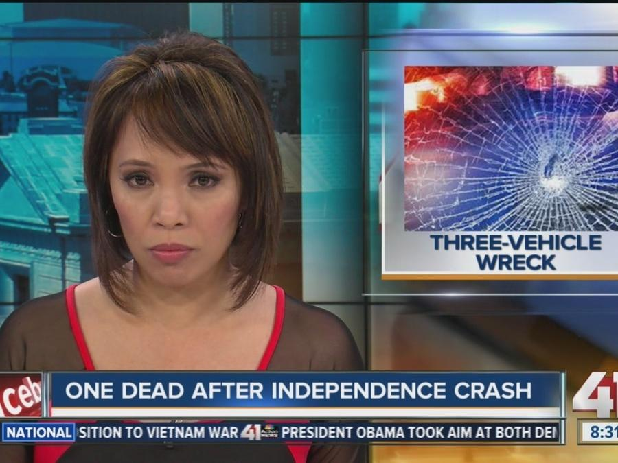 One person dead in Independence wreck