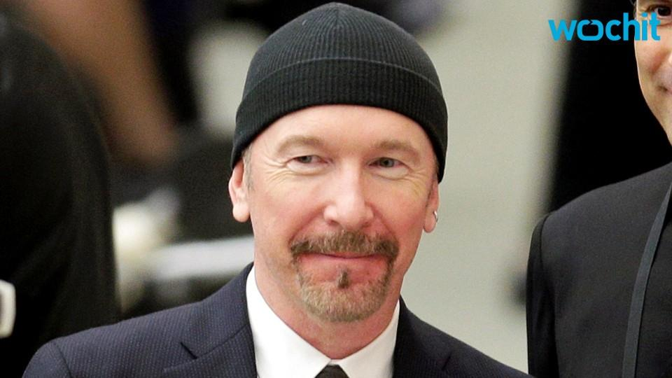 U2 Guitarist The Edge Performs in the Sistine Chapel