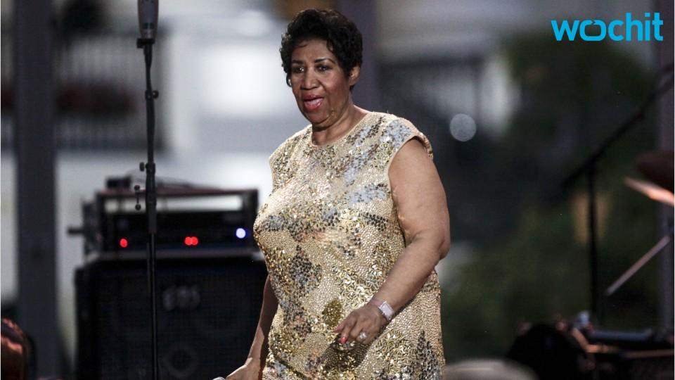 Aretha Franklin and a Collection of Jazz Musicians Perform 'Purple Rain' at the White House