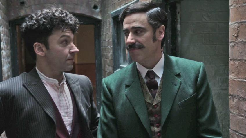 'Houdini & Doyle' actor says show is like a Victorian 'X-Files'