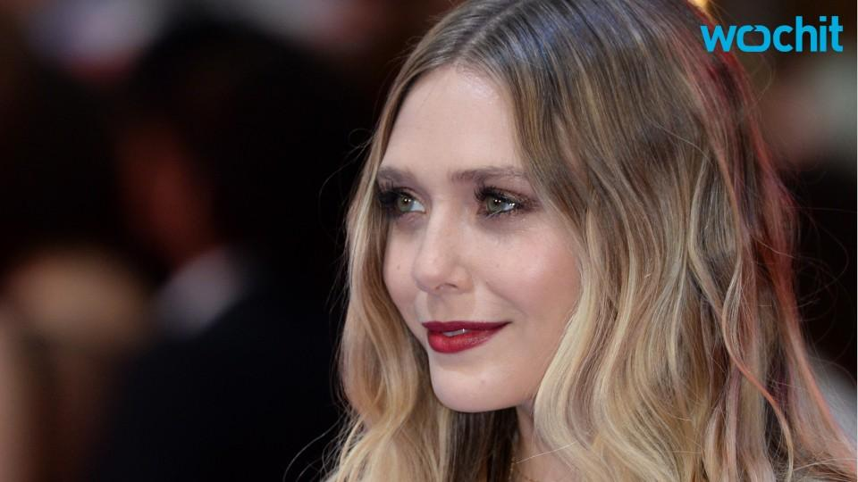 "Elizabeth Olsen Had a ""Really Cool"" Dream About Donald Trump"
