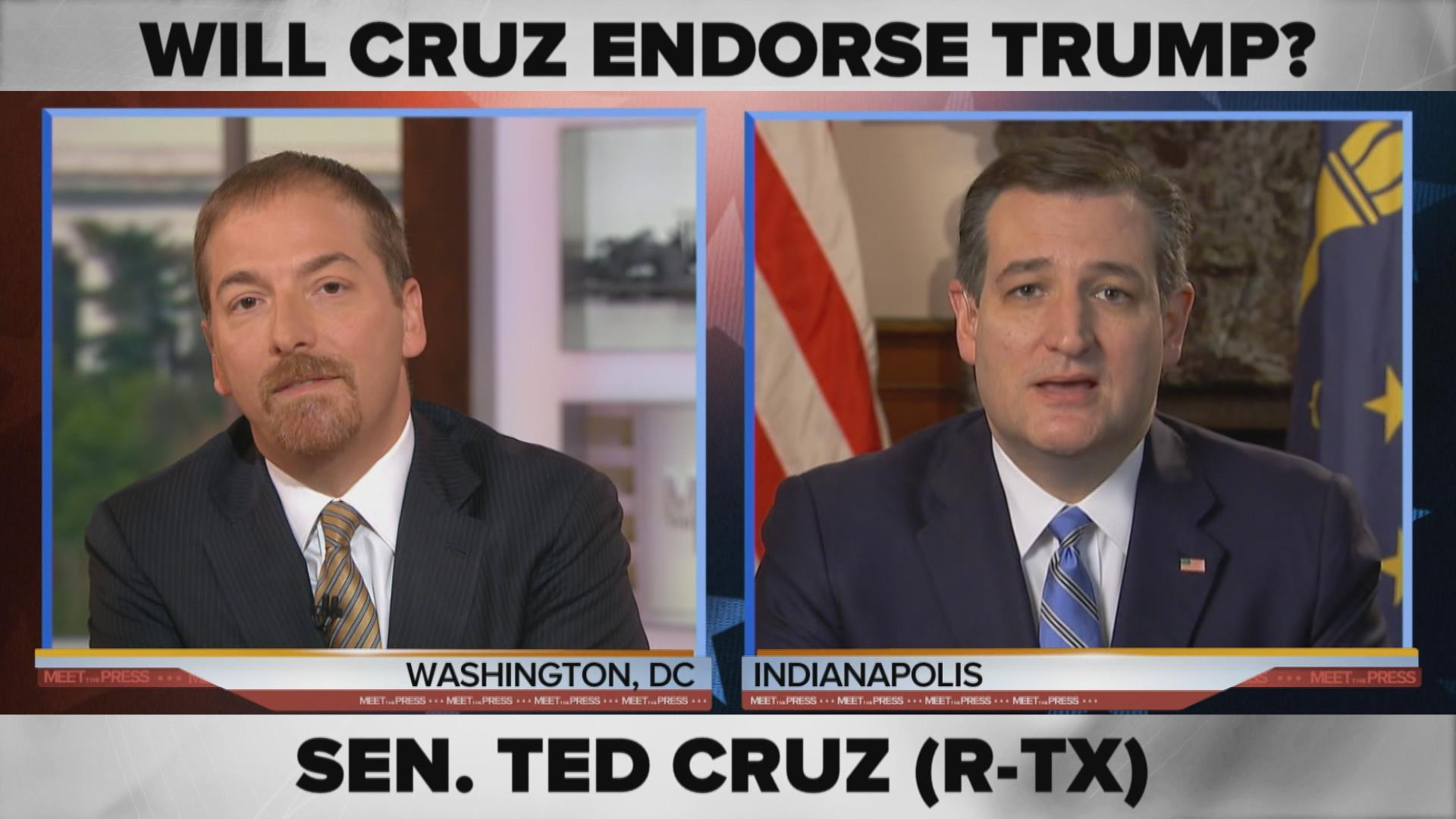 ComPRESSed: Ted Cruz and John Brennan