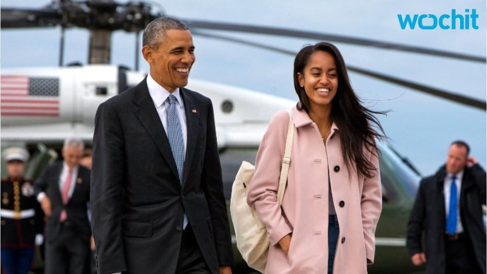 Malia Obama To Take Gap Year, Then Attend Harvard
