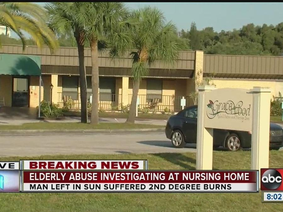 Nursing home resident dies, Pinellas Park police investigates possible abuse