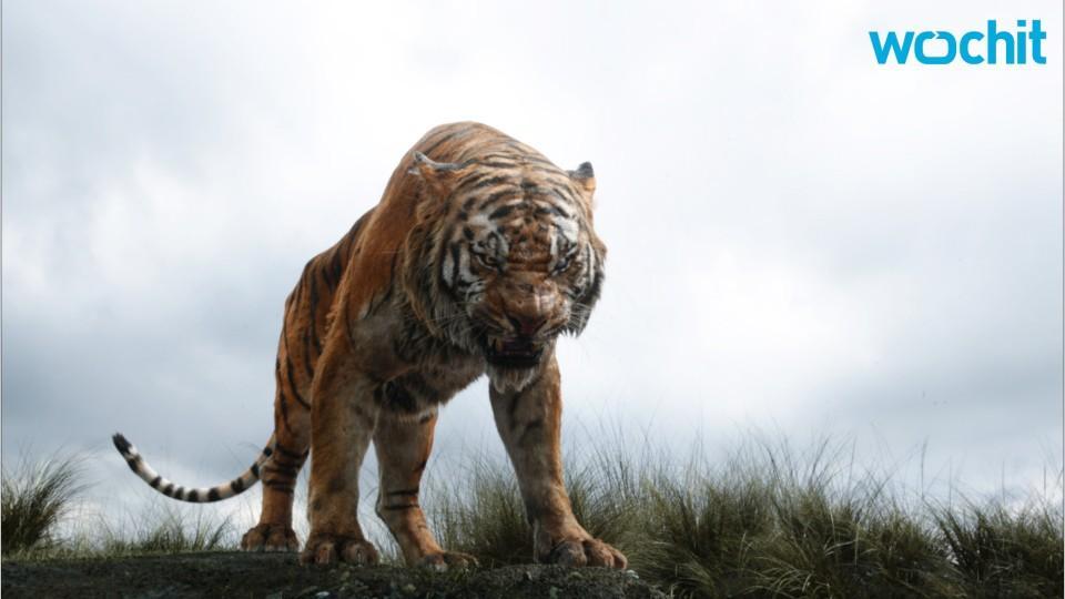 'Jungle Book' tramples box office ahead of 'Civil War' showdown