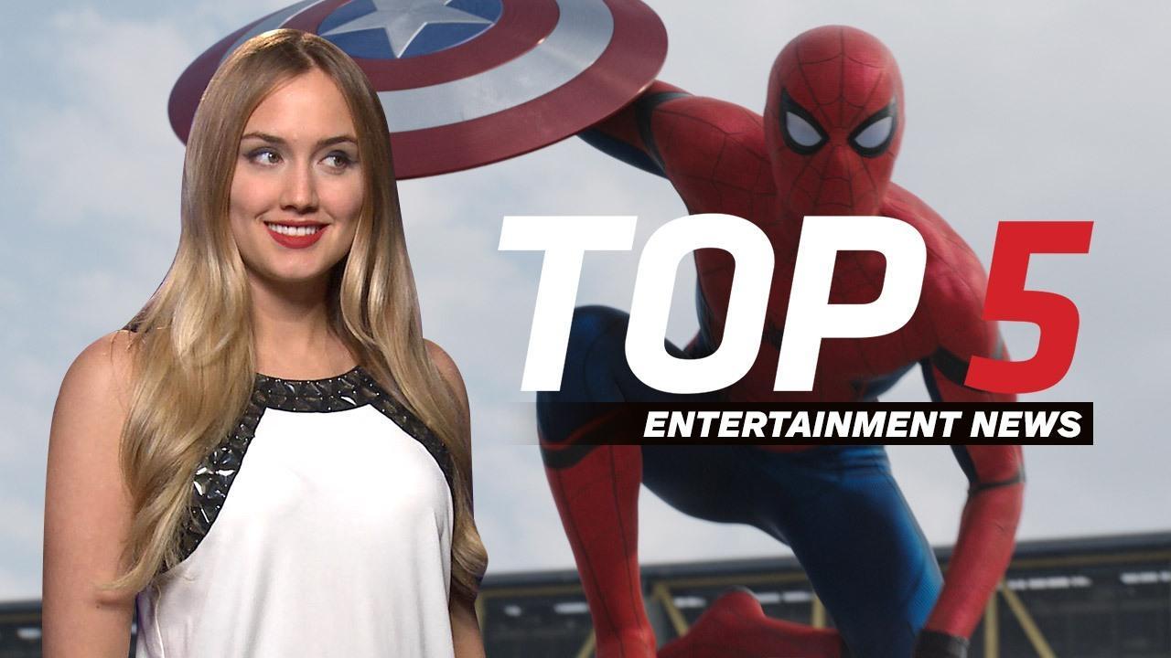 Captain America: Civil War Footage and X-Men: Apocalypse, It's Your Top 5