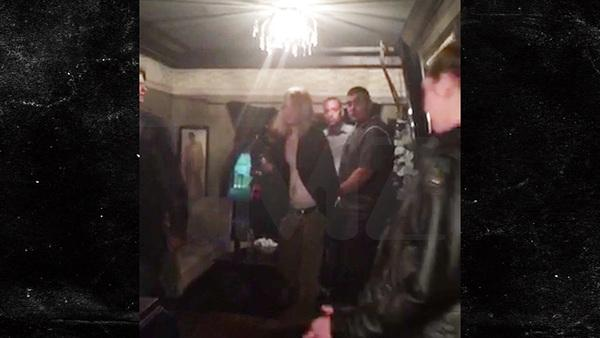 Wes Scantlin -- Busted By Bail Bondsman at Concert