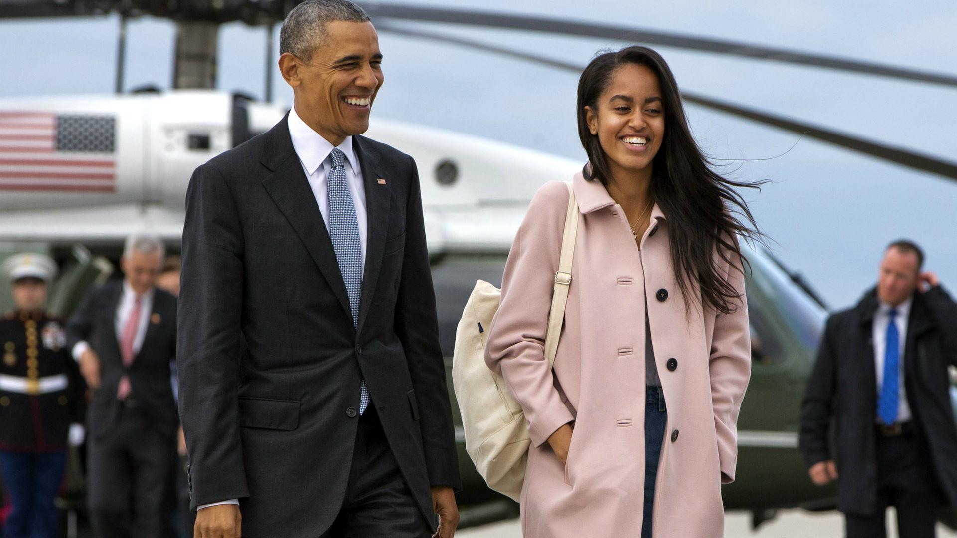 Malia Obama chooses Harvard University