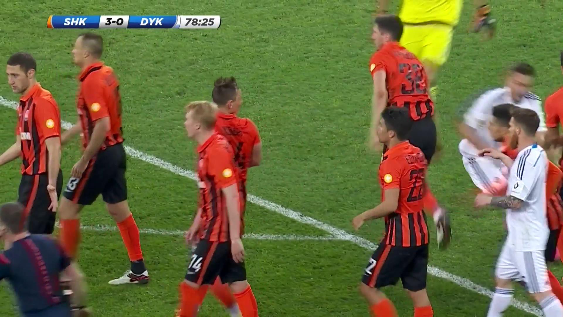 Shakhtar Donetsk 3-0 Dynamo Kyiv Match Highlights