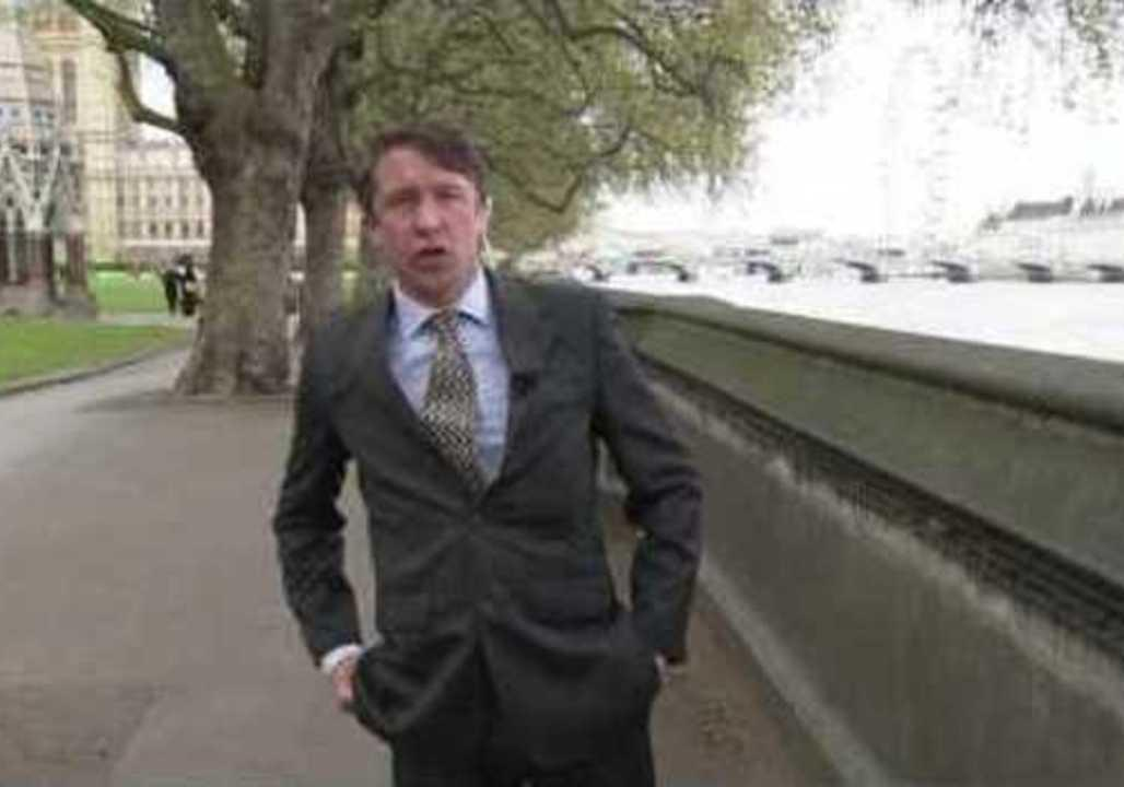 Jonathan Pie's Temperature Raised by Terms Like, 'Election Fever'