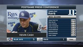 Kevin Cash: We can deal with frustration