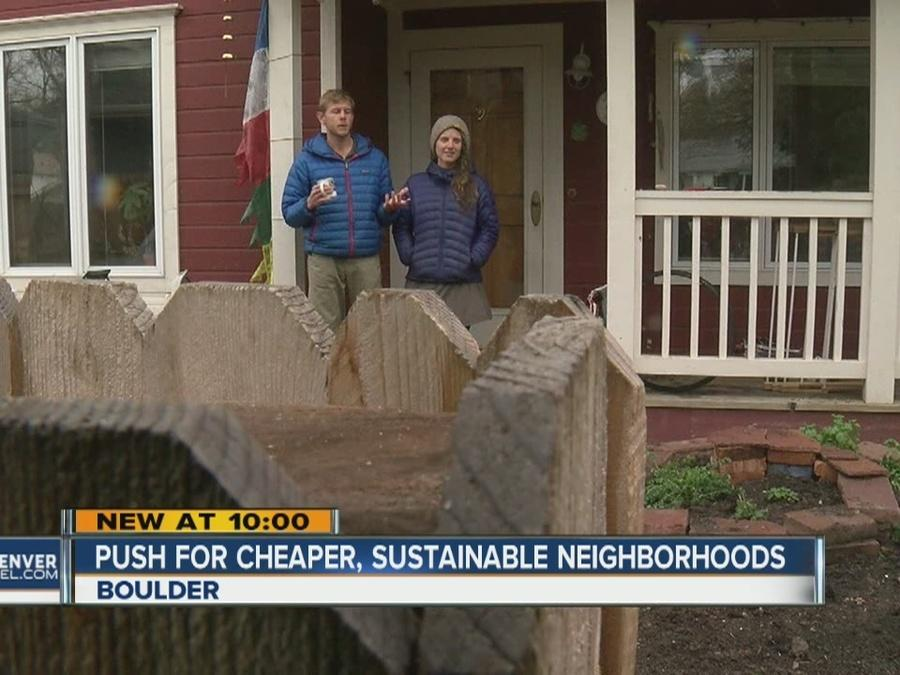Nonprofit pushes for cheaper, sustainable neighborhoods in Boulder