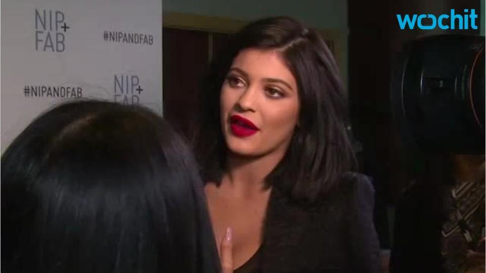 Kylie Jenner A Tattoo Artist?