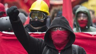 Protesters take to Montreal streets for May Day march