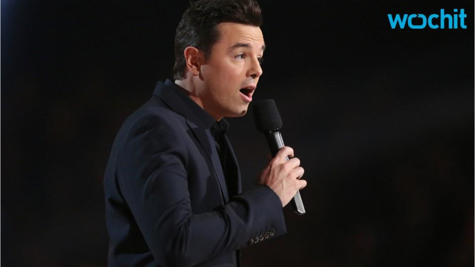 Seth MacFarlane To Sing With Boston Pops Opening Night