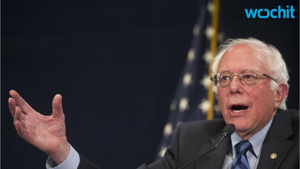 Bernie Sanders Vows a Contested Convention