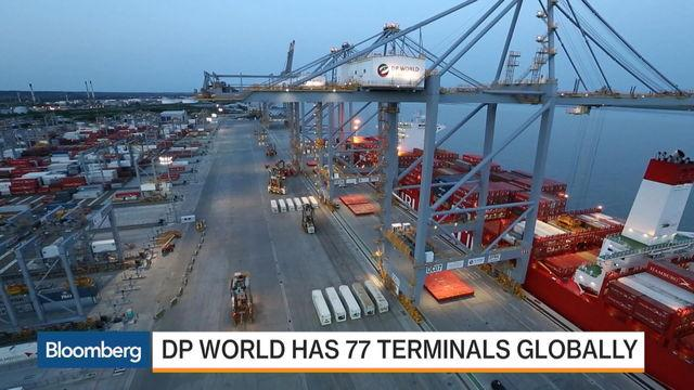DP World CEO: Europe Stagnate, Almost Bottomed Out