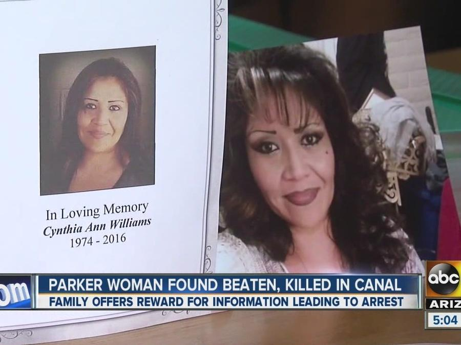 FBI investigating after woman's body found in western Arizona canal