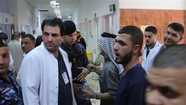 n Iraq, Doctors Are Targets of War