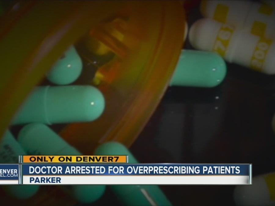 Mom blames Parker doctor for son's death, and overprescribing oxycodone pain killers