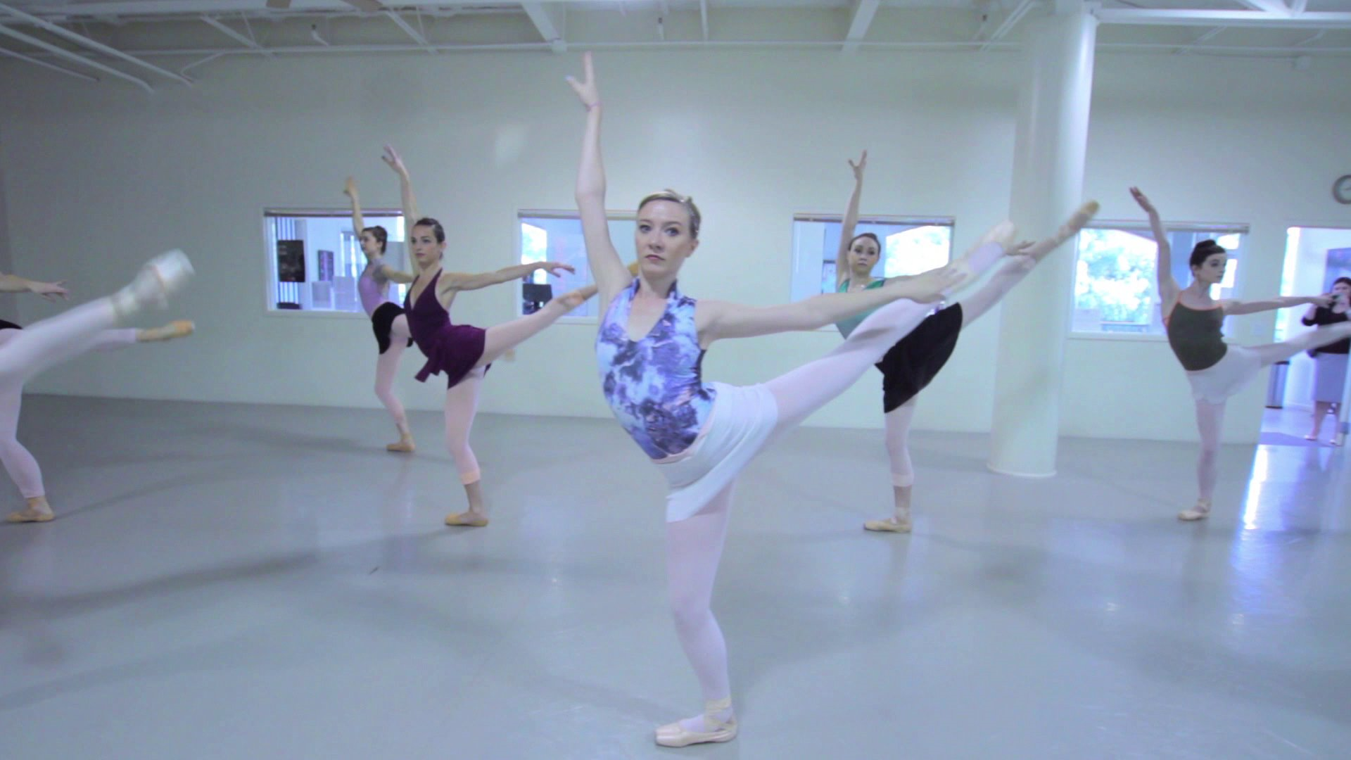 Ballet Company Working to Give Women Choreographers a Chance