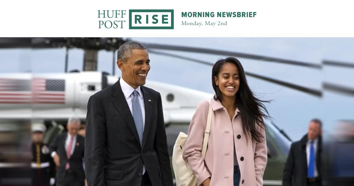 HuffPost RISE News Brief May 2