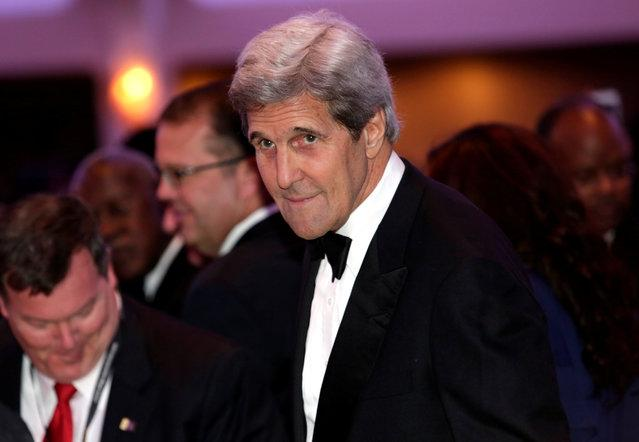 Kerry reaches out to Russian counterpart for Syria settlement