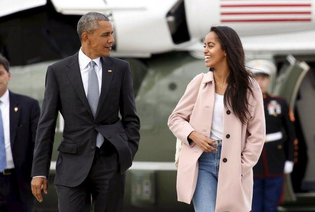 Malia Obama to attend Harvard, but not just yet!