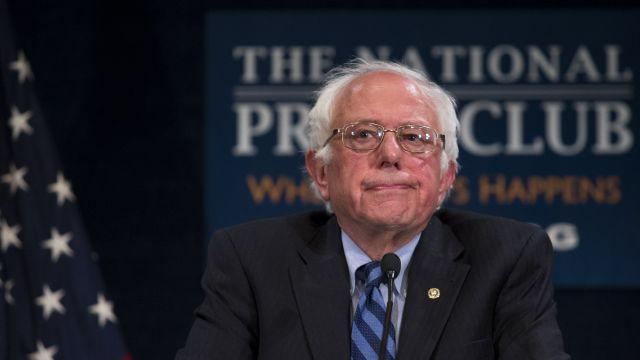 Bernie Sanders' Fundraising Slows Considerably