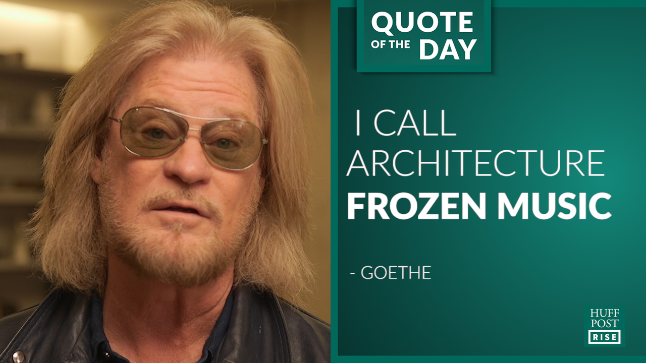 Legendary Musician Daryl Hall Wakes Us Up With His Favorite Quote