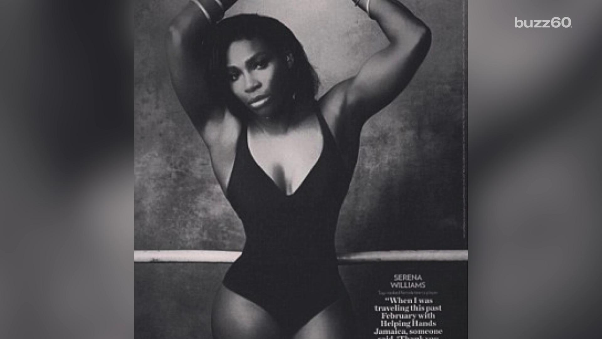 Serena Williams Deletes Retouched Instagram Photo After Backlash
