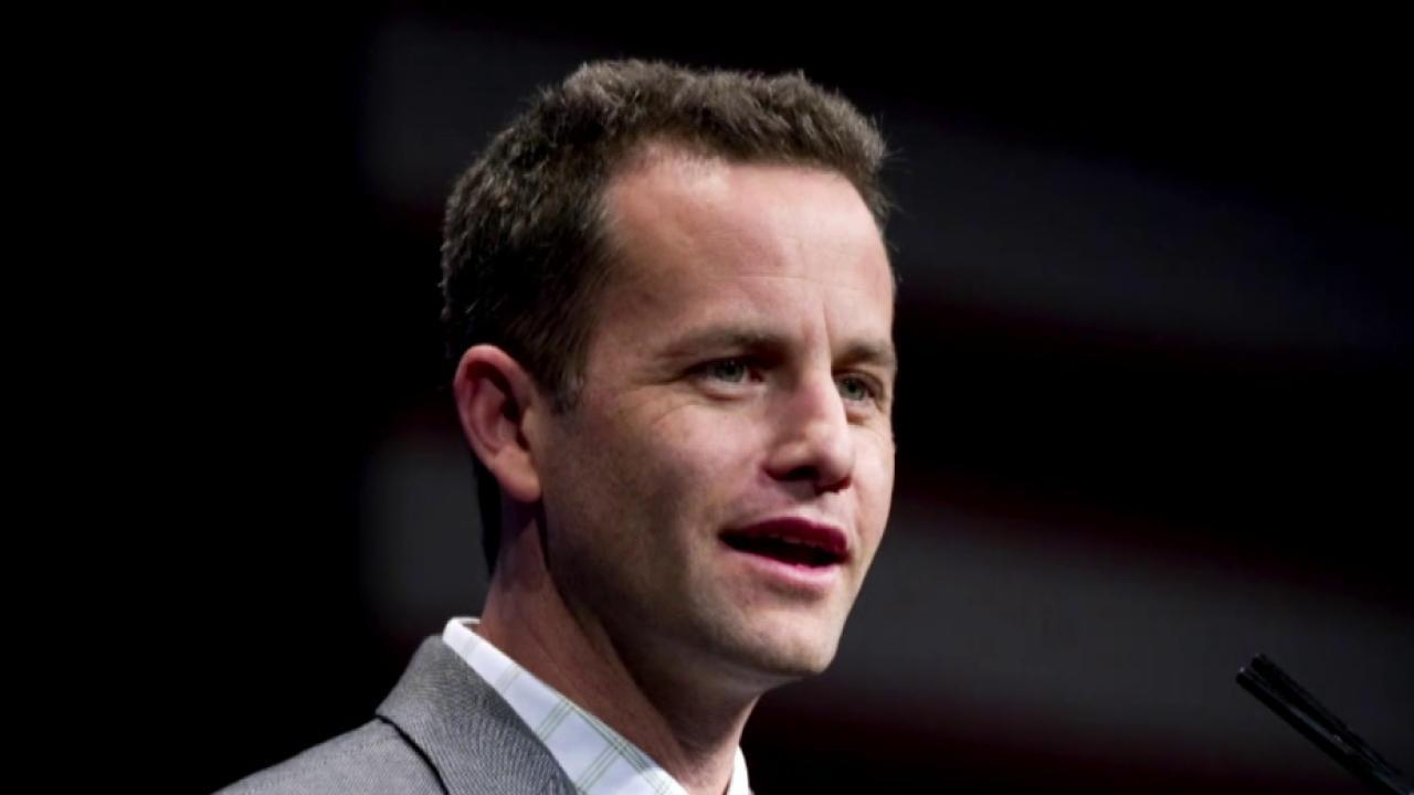 Kirk Cameron faces backlash for saying wives should 'follow husband's lead'
