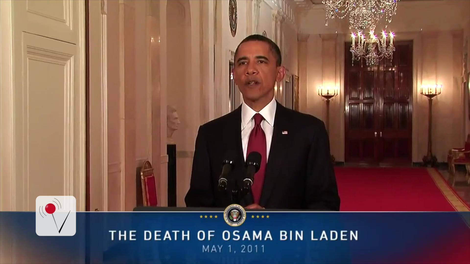 Obama gets candid on anniversary of Bin Laden's Death