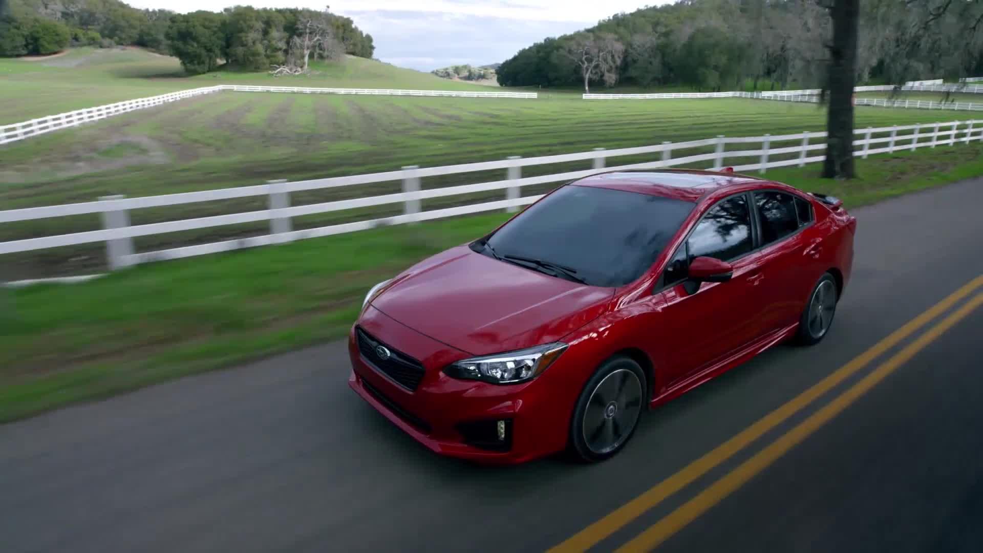 2017 Subaru Impreza Sizzle