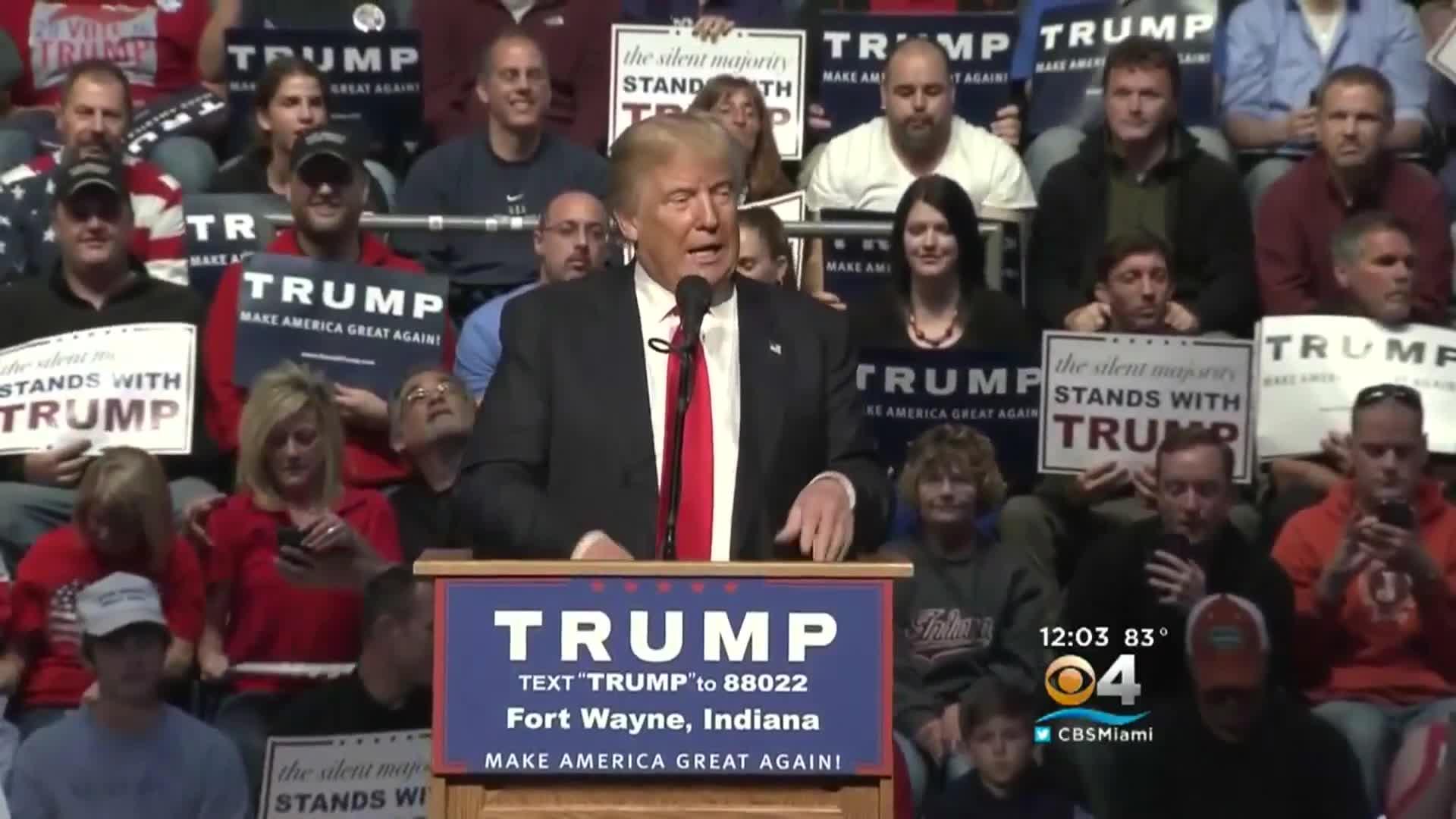 Road To White House Runs Through Indiana