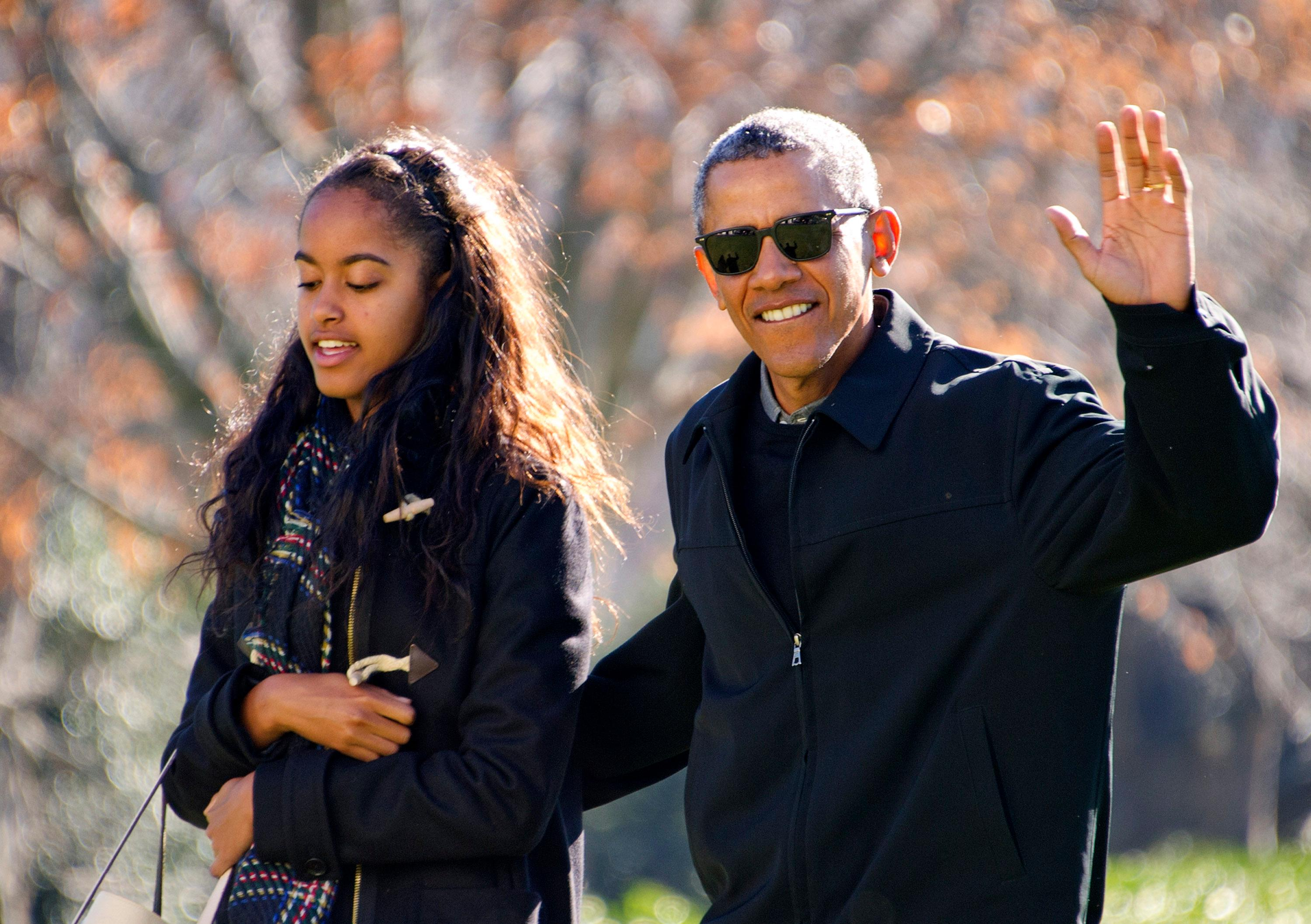 Racist commenters attack Malia Obama after news of her going to Harvard
