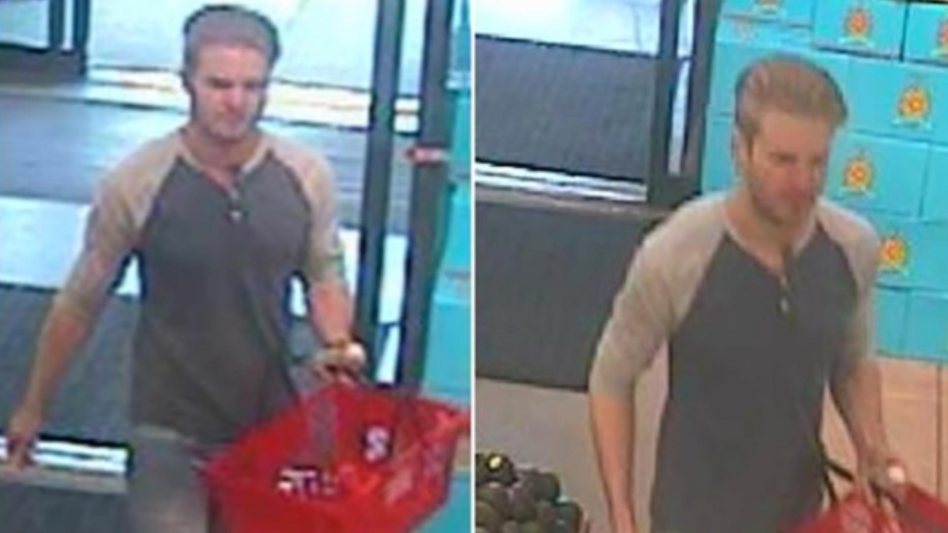 FBI Seeks Man Who Sprinkled Mysterious Liquid On Self-Serve Stations At Whole Foods