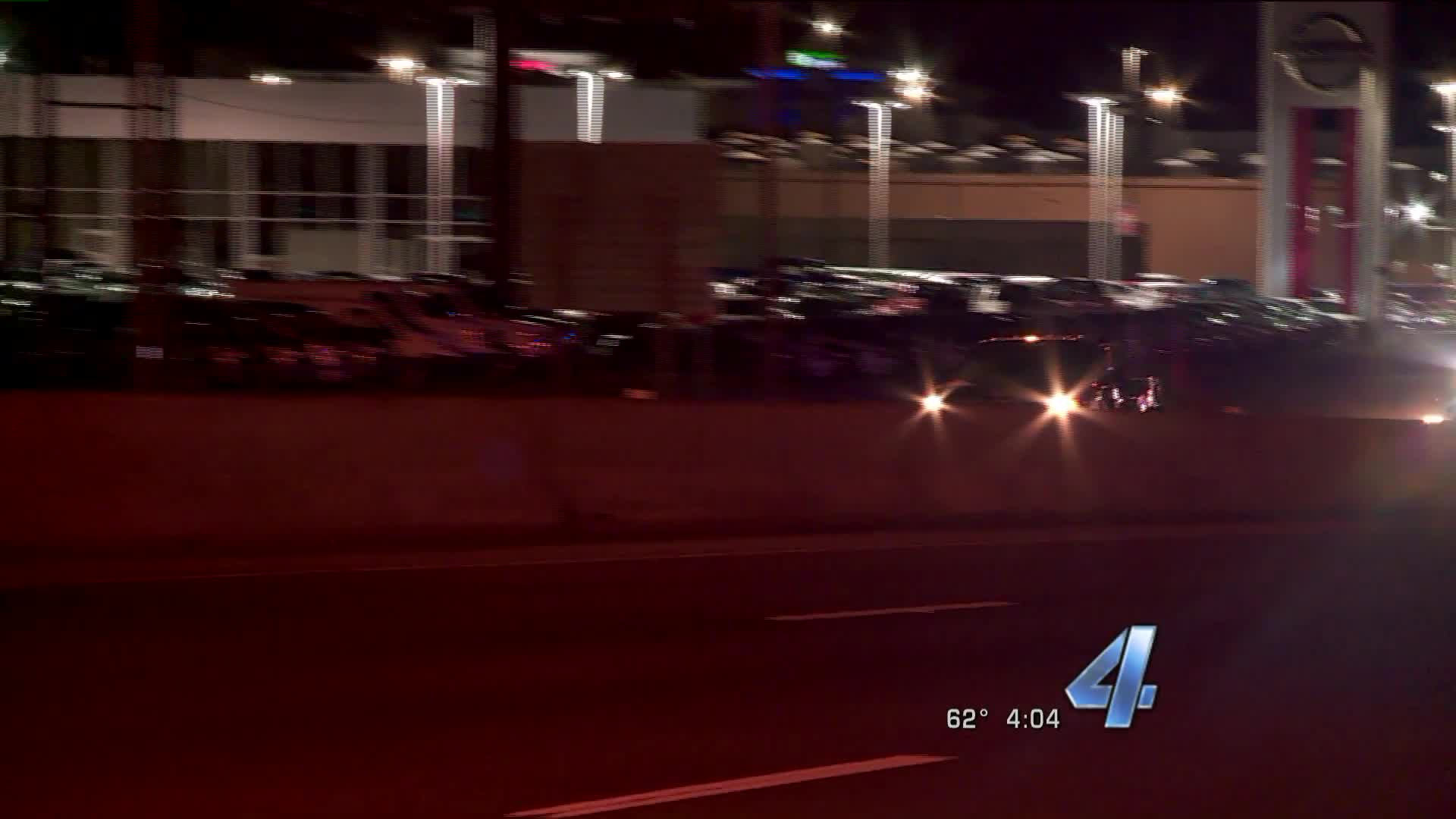 Man Behind Bars After Leading Troopers On High-Speed Case Through Multiple Cities