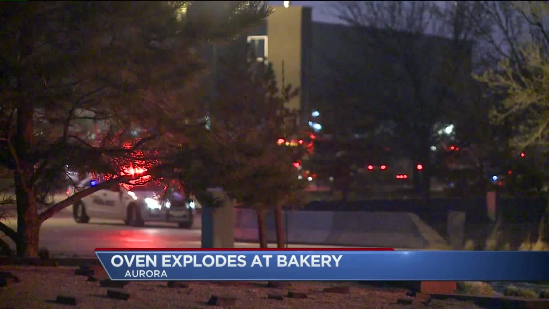 2 Injured After Oven Explodes At Bakery Warehouse