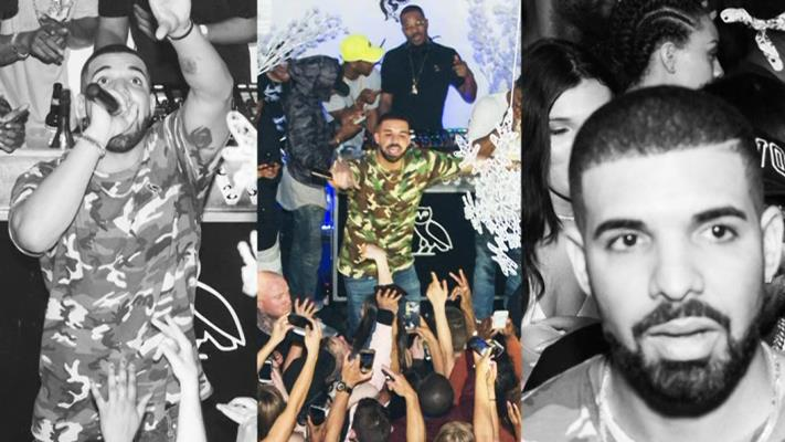 Drake And Bieber's Toronto Weekend Bash