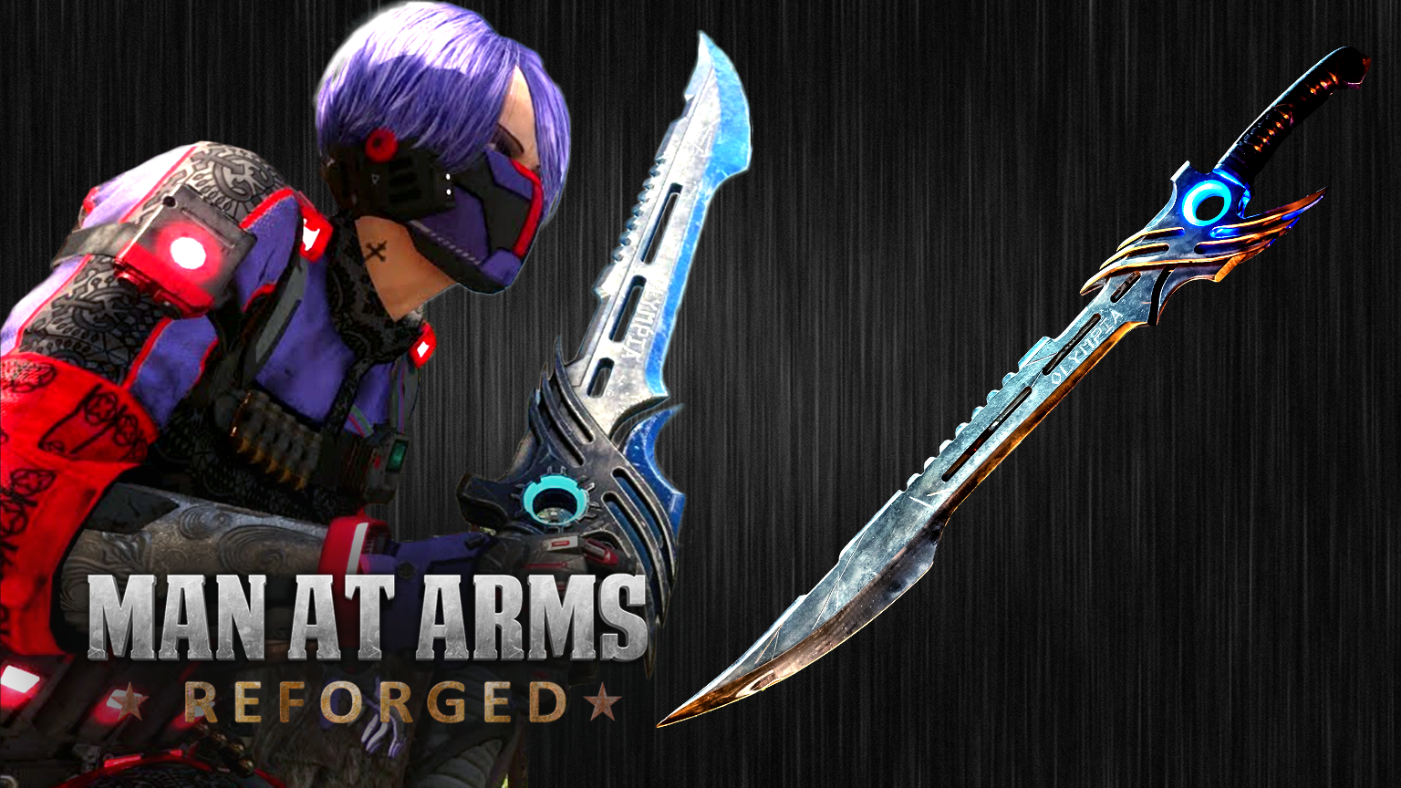 Fury's Sword (Call of Duty - Black Ops III) - MAN AT ARMS: REFORGED