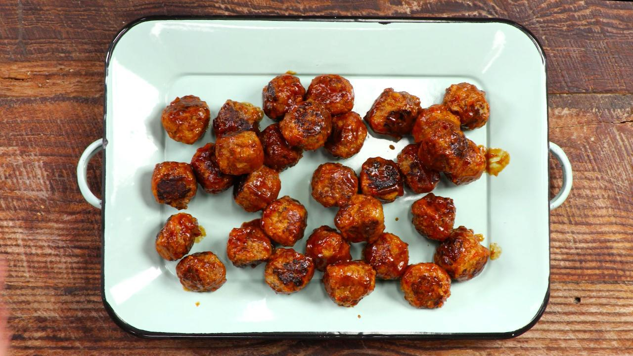 Sweet-and-Sour Meatball Recipe