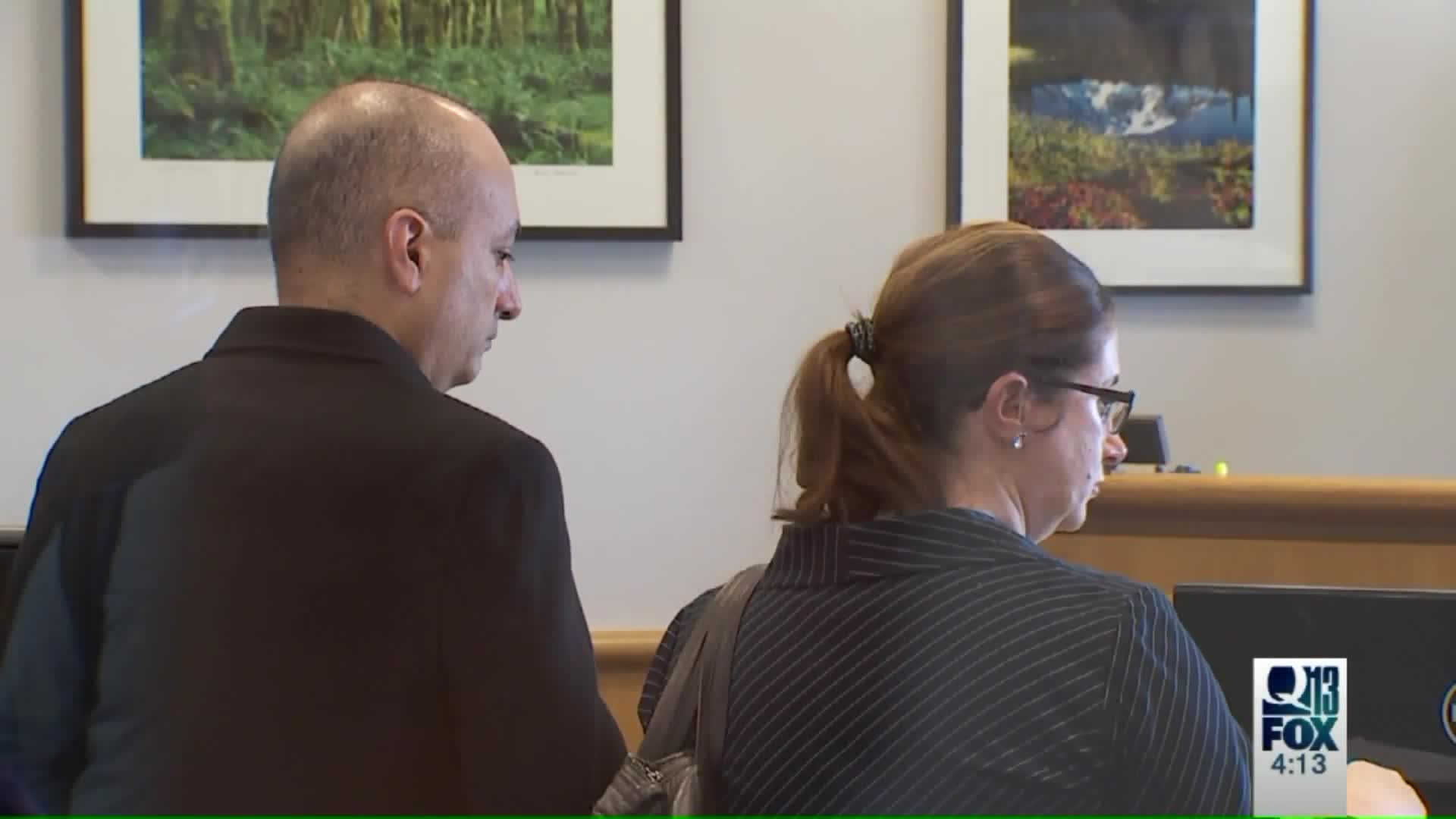 Seattle Police Sergeant Pleads Not Guilty To Child Rape, Molestation Charges