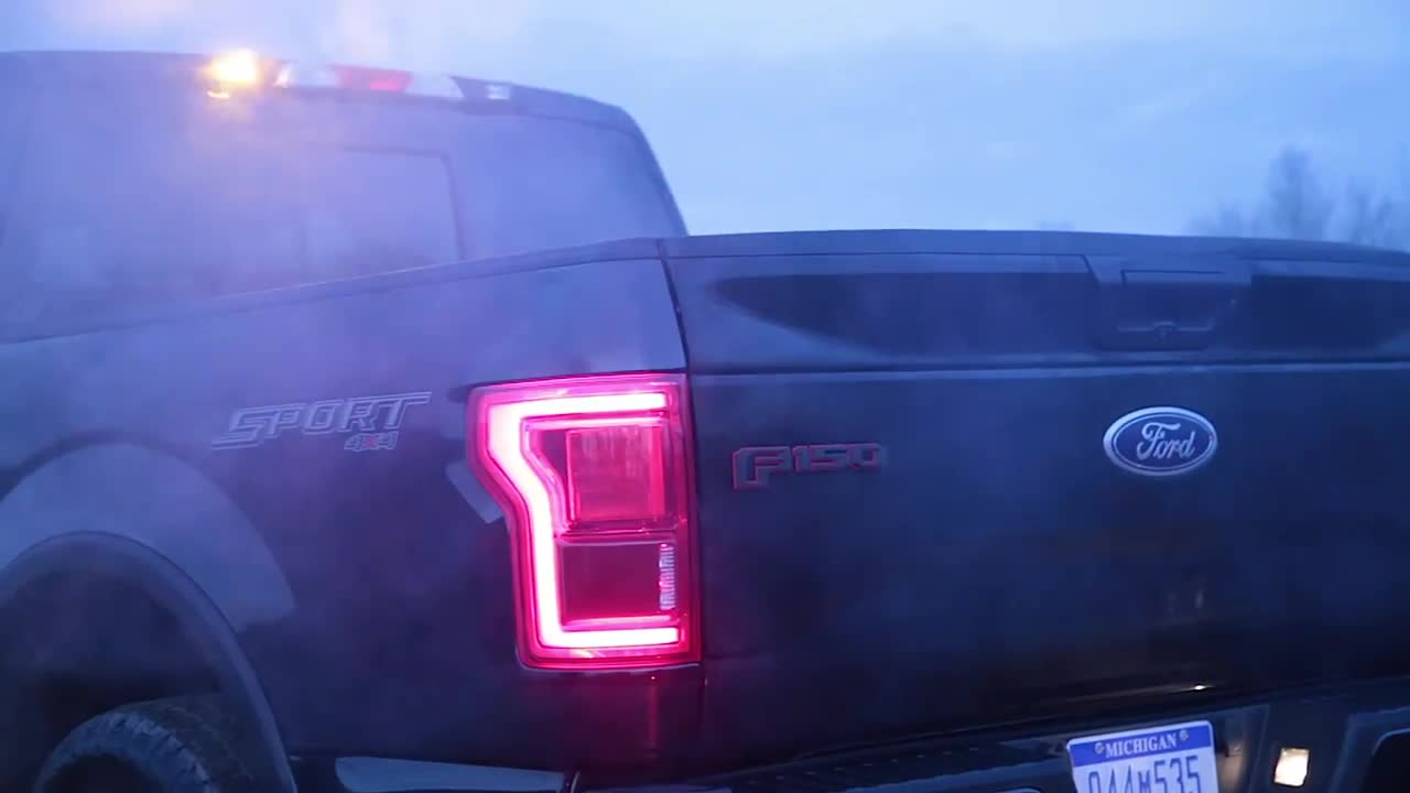 Ford F150 Strobe Lights