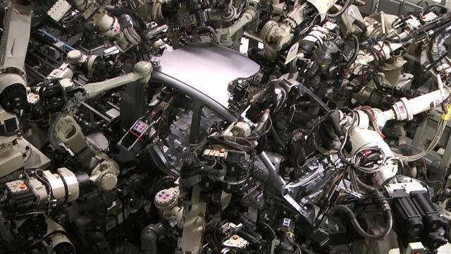 Daihatsu's Super-Efficient Plant for Small Cars