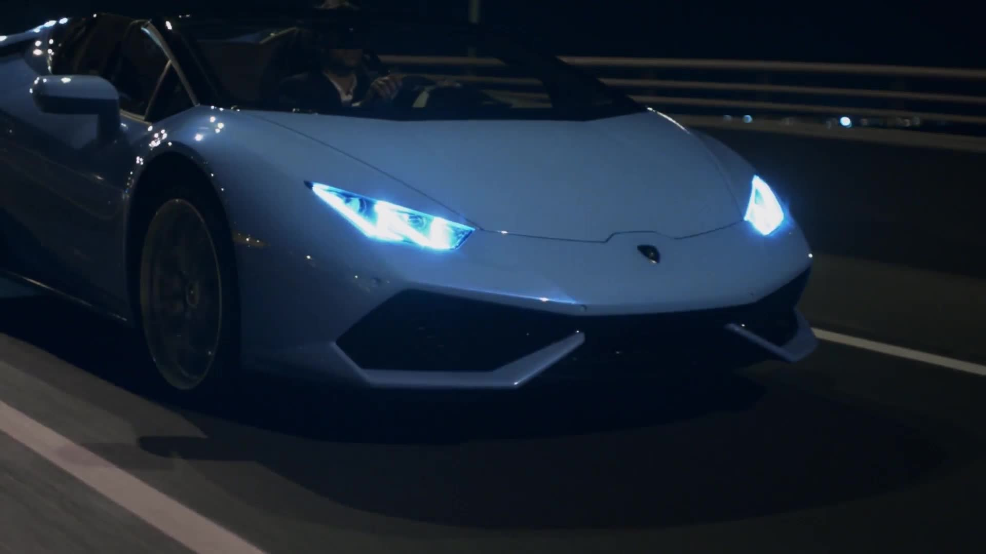 Lamborghini Presents Huracán Model Range at the 2016 Beijing Motorshow