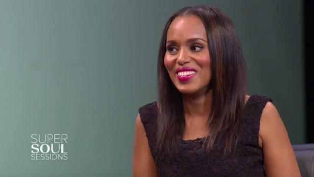 Kerry Washington on Her Daughter Isabelle: She's My Teacher